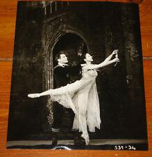 MARGOT FONTEYN AUTHENTIC BEAUTIFUL HAND SIGNED PRESS PHOTO BALLET AUTOGRAPH 34