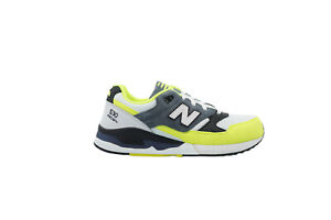 [W530AAC] New Balance 530 Womens Running Sneakers Frozen Yellow/Grey-Navy
