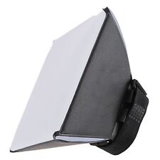 Universal Pop-up Flash Diffuser Soft Box For Canon Nikon Sigma Off-Camera