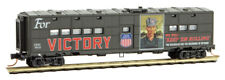 Micro-Trai​ns MTL N-Scale Union Pacific/UP WWII Poster Car #12 Victory #19422