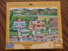 Hometwon Collection 1000 pc. Jigsaw Puzzle, Soap Box Derby