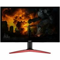 """Acer KG1 24"""" Widescreen Monitor Display Full HD (1920x1080) 1 ms GTG 16:9 144 Hz"""