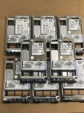 Dell 300GB 15K SAS 12G SFF+LFF Tray R710 R310 T620 R320 R510 R410 R420 T630 R530