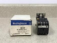 Westinghouse BF22F Control Relay NEW