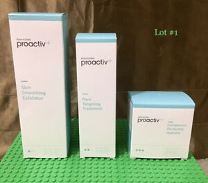 Rodan & Fields Proactiv+ Lot of 3 Skincare Products (Expired Lot) Lot #1