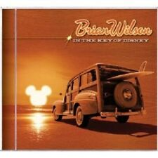 "BRIAN WILSON ""IN THE KEY OF DISNEY"" CD NEU"
