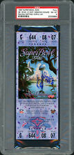 "Desmond Howard Autographed Super Bowl Ticket Packers ""SB MVP"" PSA/DNA 20009964"