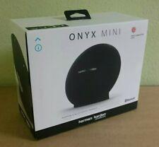Harman Kardon Onyx Mini Tragbarer Bluetooth Lautsprecher schwarz