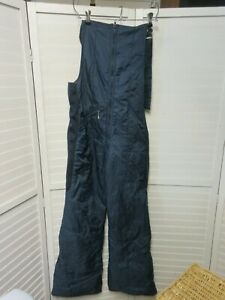 Obermeyer Randy Polyester Shell/Insulation Nylon Lining Mens Snow bib M 34-30