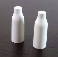 Set of 2 Vintage Deluxe Reading Barbie 1960's Dream Kitchen Milk Containers