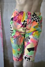 board to tears Surfhose Badehose Shorts Swimming Trunks 90s True VINTAGE