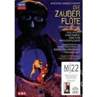RICCARDO/WP/MUTI-DIE ZAUBERFLÖTE (MOZART 22) 2 DVD NEW+