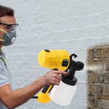 Electric Paint Sprayer Hand Held Spray Gun Painter Painting Home-Use Airless USA