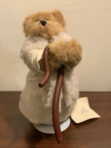 Boyd Bears Judith G. Collection 1998 The Nativity Scene Shepherd Limited Signed