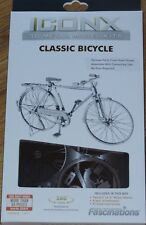 Classic Bicycle ICONX 3D Metal Model Kit Fascinations ICX020