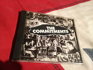 The Commitments Soundtrack CD