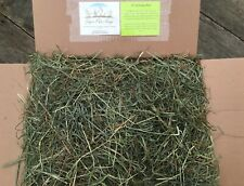 20 lb - ORGANIC Pet Hay! Timothy mixed grass 2nd. Guinea Pig hay, Rabbit hay...
