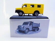 "LOT 49127 Atlas 7 167 103 IFA Horch H 3A ""Deutsche Post"" Modellauto 1:43 in OVP"