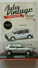 VOITURE MINIATURE 1/24 VOLKSWAGEN GOLF GTI COLLECTION AUTO VINTAGE NEUF