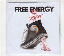 (GT3) Free Energy, Stuck On Nothing - DJ CD