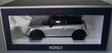 Voitures, camions et fourgons miniatures blancs NOREV BMW