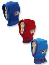 Paw Patrol Mütze Schlupfmütze Jungen Mädchen Kinder Winter Herbst Blau Rot NEU