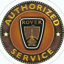 ROVER AUTOMOBILE   Sticker Decal