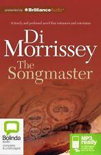 Di MORRISSEY / The SONGMASTER    [ Audiobook ]