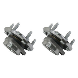 For Buick Enclave GMC Acadia Front or Rear Wheel Bearing & Hub Assembly Set of 2