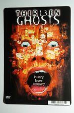 THIRTEEN THIR13EN GHOSTS LILLARD COVER ART MINI POSTER BACKER CARD (NOT a movie)