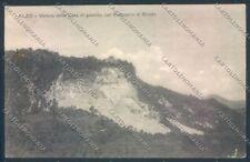 Novara Pella Alzo Cave cartolina ZQ7893