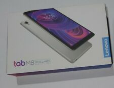 "Lenovo Tab M8 Full-HD TB-8705F, 32GB, Wi-Fi, 8"" - Platinum Gray Tablet"