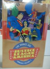 The JUSTICE LEAGUE Of AMERICA JLA Bronze Age Omnibus Vol 2 HARDCOVER NEW Sealed