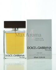 Dolce and Gabbana The One For Men Tester Eau De Toilette 3.4 Oz 100 ML Spray