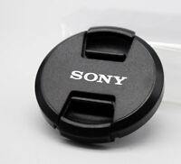 2 PCS New 55mm Lens Cap for Sony