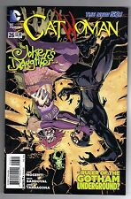 Catwoman #26 -Joker'S Daughter App - Terry Dodson Cover - Dc's The New 52 - 2013