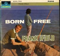 FRANK IFIELD born free 33SX 1534 uk columbia mono LP PS VG/VG