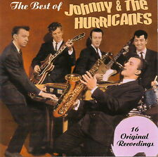 JOHNNY & THE HURRICANES - The Best of  (CD 1999)