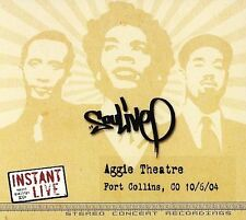 Instant Live: Aggie Theatre - Fort Collins, CO, 10/6/04 by Soulive 2 CD set