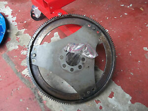88 Mercedes 560 SL flex plate - ring gear, with spacer & bolts