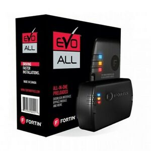 Fortin EVOALL Universal All-In-One Data Immobilizer Bypass & Interface Module
