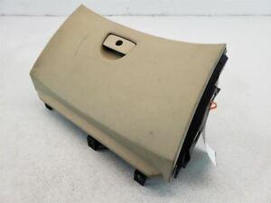 08-12 Infiniti EX35 OEM Tan Glove Box Storage Compartment 68500-1BA0A