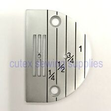 Needle Plate #52032LGW For Singer 31, 44, 95, 96, 195, 196 Class Sewing Machine