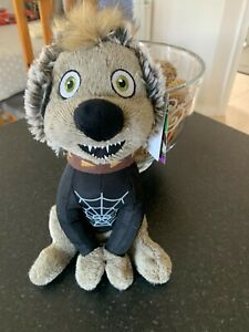 HOTEL TRANSYLVANIA 2 WALLY THE WEREWOLF PLUSH TOY 10 INS NEW WITH TAGS