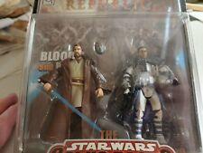 Star Wars comic pack Obi-wan and ARC trooper Alpha 17