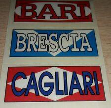 FIGURINA CALCIATORI PANINI 1994/95 BARI BRESCIA CAGLIARI ALBUM 1995