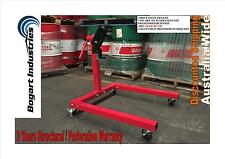 ENGINE STAND CRADLE FOLDING WORKSHOP 1250LBS/565KG, QUALITY CONSTRUCTION