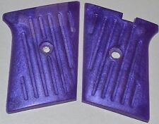 Raven MP 25 pistol grips Reflex Violet plastic