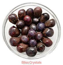 "Bliss: 1 Star Ruby Wand Half-Cut Raw Polished Stone Size 1.0"" - 1.2""  #S2"