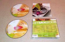 2CDs  Hitmix 2005  ATB, Mario Lopez, Scooter u.a.  38.Tracks  2004  146